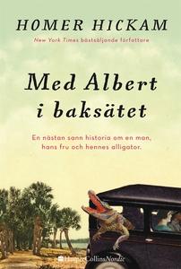 Med Albert i baksätet (e-bok) av Homer Hickam
