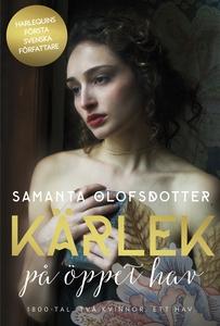 Kärlek på öppet hav (e-bok) av Samanta Olofsdot
