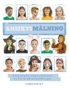 Ansiktsmålning (e-bok) av Karen Harvey