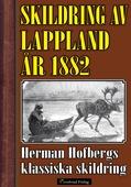 Skildring av Lappland år 1882