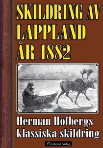 Skildring av Lappland år 1882 (e-bok) av Herman