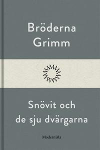Snövit och de sju dvärgarna (e-bok) av Bröderna
