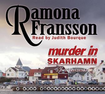 Murder in Skarhamn (ljudbok) av Ramona Fransson