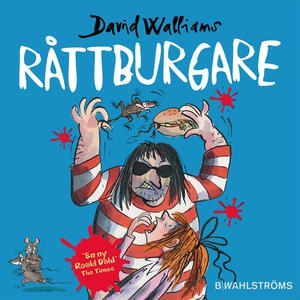 Råttburgare (ljudbok) av David Walliams