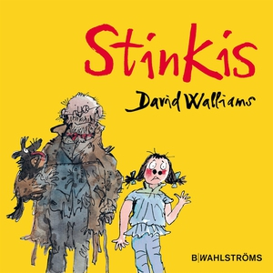 Stinkis (ljudbok) av David Walliams