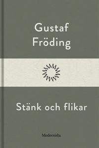 Stänk och flikar (e-bok) av Gustaf Fröding