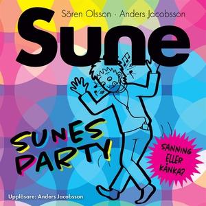 Sunes party (ljudbok) av Sören Olsson, Anders J
