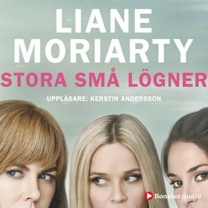 Stora små lögner (ljudbok) av Liane Moriarty