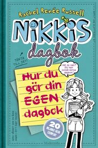Nikkis dagbok: Hur du gör din egen dagbok (e-bo