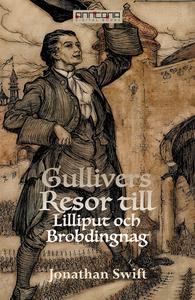 Gullivers Resor (e-bok) av Jonathan Swift