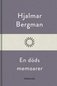 En döds memoarer (e-bok) av Hjalmar  Bergman