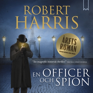 En officer och spion (ljudbok) av Robert Harris