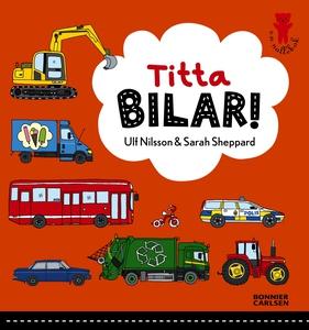 Titta bilar! (e-bok) av Ulf Nilsson