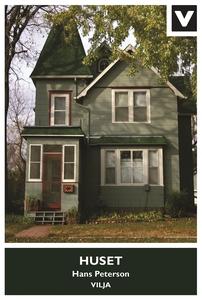 Huset (ljudbok) av Hans Peterson