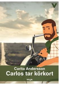 Carlos tar körkort (ljudbok) av Carita Andersso