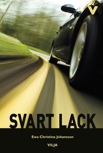 Svart lack (ljudbok) av Ewa Christina Johansson