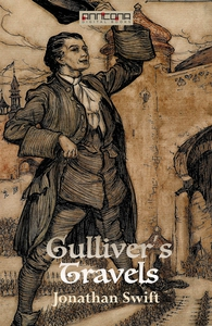 Gullivers Travels (e-bok) av Jonathan Swift