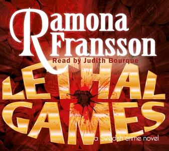 Lethal Games (ljudbok) av Ramona Fransson
