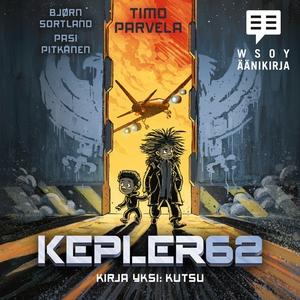 Kepler62 Kirja yksi: Kutsu (ljudbok) av Bjørn S