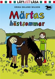 Märtas hästsommar (e-bok) av Erika Eklund Wilso