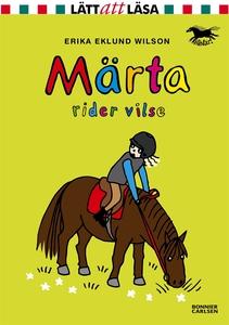 Märta rider vilse (e-bok) av Erika Eklund Wilso