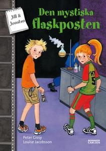 Den mystiska flaskposten (e-bok) av Peter Gissy