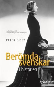Berömda svenskar i historien (e-bok) av Peter G