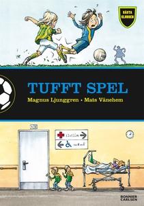 Tufft spel (e-bok) av Magnus Ljunggren