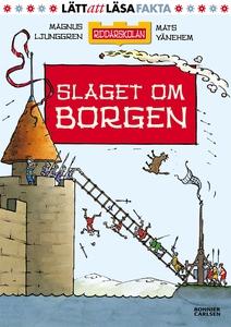 Slaget om borgen (e-bok) av Magnus Ljunggren