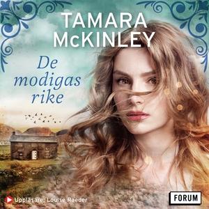 De modigas rike (ljudbok) av Tamara McKinley