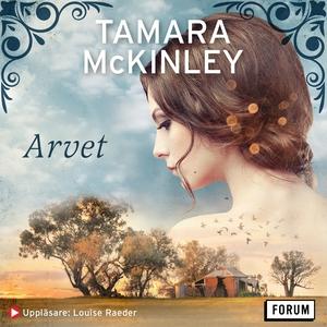 Arvet (ljudbok) av Tamara McKinley
