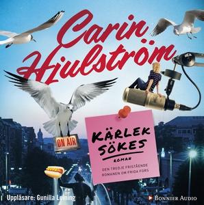 Kärlek sökes (ljudbok) av Carin Hjulström