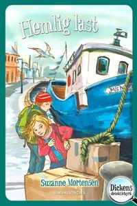Dickens detektivbyrå 6 – Hemlig last (e-bok) av