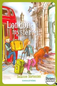 Dickens detektivbyrå 7 – Londonmysteriet (e-bok