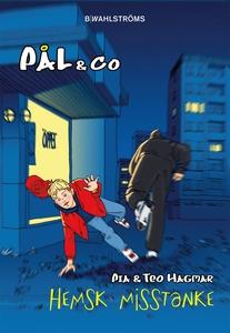 Pål & Co 1 - Hemsk misstanke (e-bok) av Pia Hag