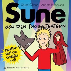 Sune och den tokiga teatern (ljudbok) av Sören