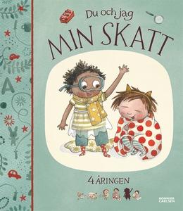 Du och jag, min skatt: Fyraåringen (e-bok) av F