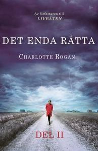 Det enda rätta - Del 2 (e-bok) av Charlotte Rog