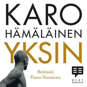 Yksin (ljudbok) av Karo Hämäläinen