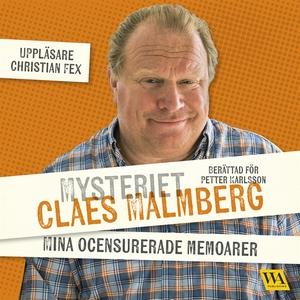 Mysteriet Claes Malmberg - mina ocensurerade me