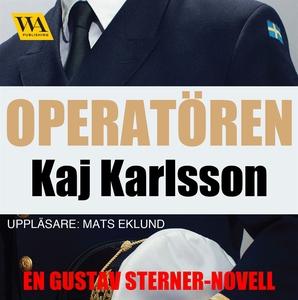 Operatören (ljudbok) av Kaj Karlsson