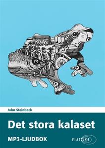 Det stora kalaset (ljudbok) av John Steinbeck