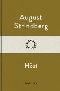 Höst (e-bok) av August Strindberg