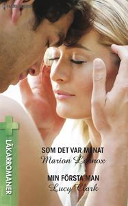 Som det var menat/Min första man (e-bok) av Luc