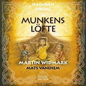 Munkens löfte (ljudbok) av Martin Widmark