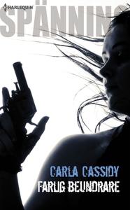 Farlig beundrare (e-bok) av Carla Cassidy
