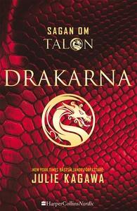 Drakarna (e-bok) av Julie Kagawa