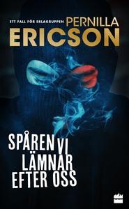 Spåren vi lämnar efter oss (e-bok) av Pernilla
