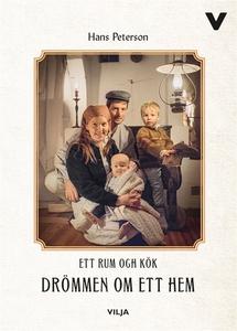 Drömmen om ett hem (ljudbok) av Hans Peterson