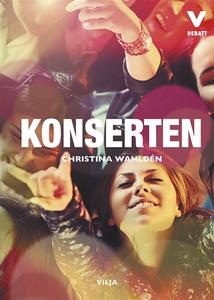 Konserten (ljudbok) av Christina Wahldén